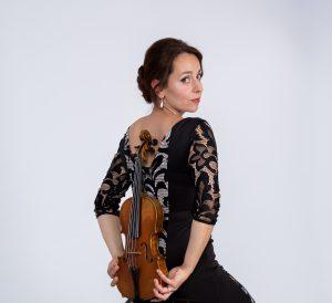 La violoniste Plamena Nikitassova