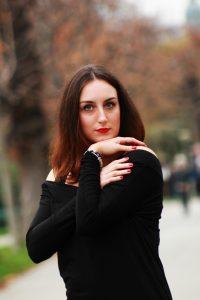 Le soprano Aurélie Jarjaye originaire de Buis-les-Baronnies sera en concert à Avignon Crédit photo: Anna Boshkova