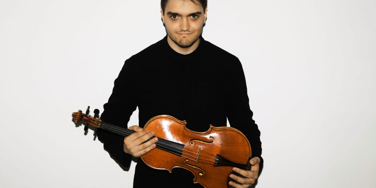 Chorégies d'Orange : Rencontre avec Manuel Vioque-Judde, altiste