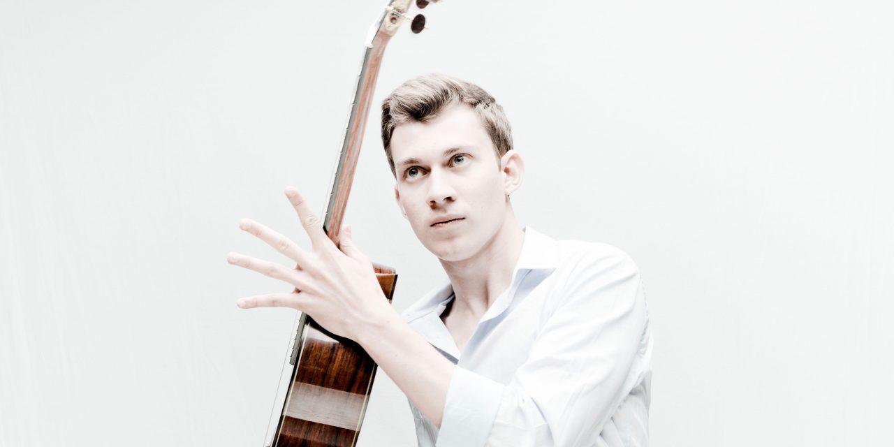 Toulon : le guitariste Thibaut Garcia en ouverture de la saison symphonique