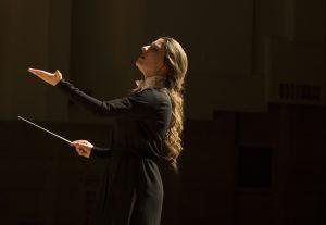 ilkim YILMAZ chef d'orchestre turque