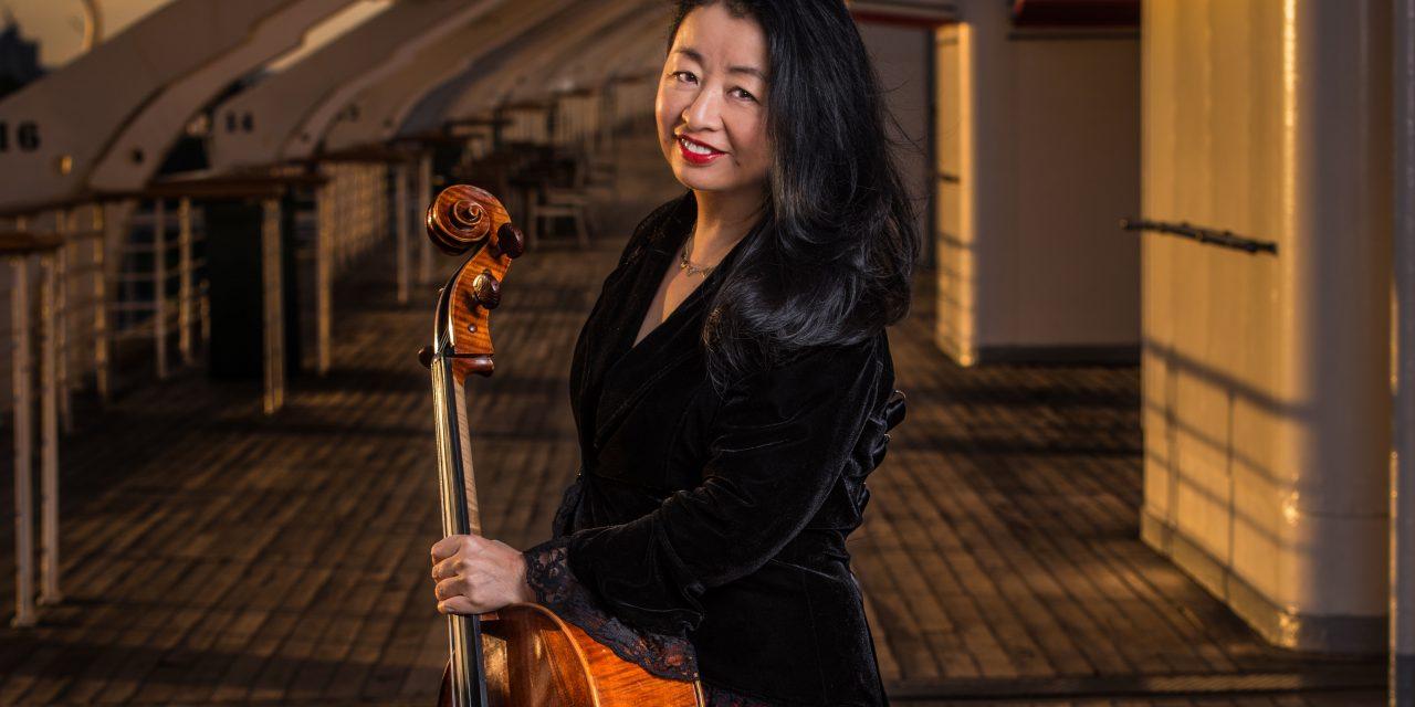 Los Angeles : Rencontre avec Cécilia Tsan, violoncelliste