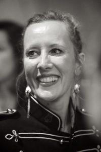 Odile Sick Plantevin, professeur de musique au lycée Aubanel