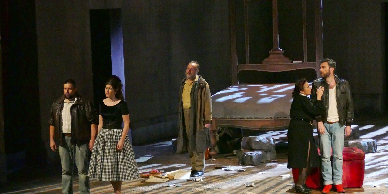 Faust à Marseille: Ce Diable de Nicolas Courjal