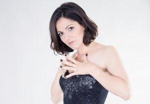 Le soprano Melody Louledjian doit son prénom à la chanson de Serge Gainsbourg Melody Nelson Crédit Photos: Lionel Monnier
