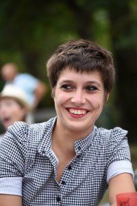 Juliette Marie, du festival d'Entrecastaux dans le Var