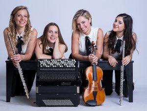 l'altiste Maéva Laignelot a créé le spectacle musical Oum Pa Pa avec l'ensemble D'Cybèles