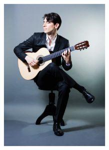 Jérémy Jouve, guitariste