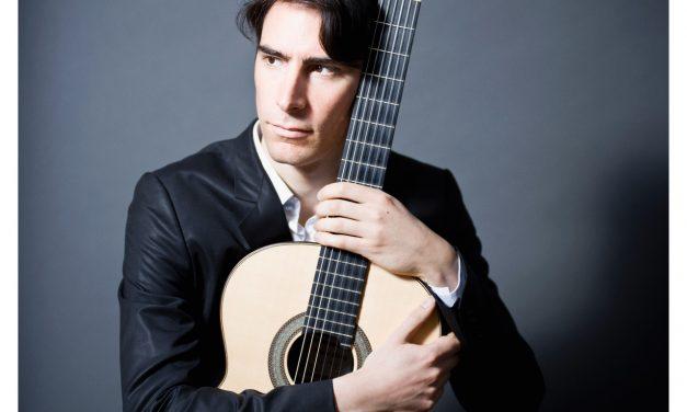 Vaison : Rencontre avec Jeremy Jouve, guitare
