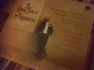 Le Dilettante d'Avignon ORAP Orchestre régional Avignon Provence