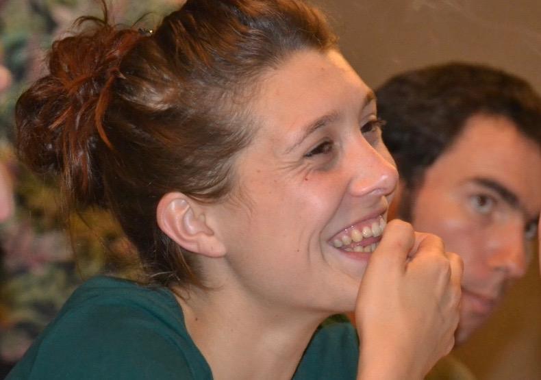 Rencontre avec Juliette Marie, Entrecasteaux