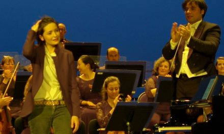 Avignon: De piano à forte avec la pianiste Natacha Kudritsakaya