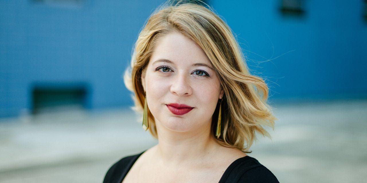 Tours : Rencontre avec Marie Perbost, soprano