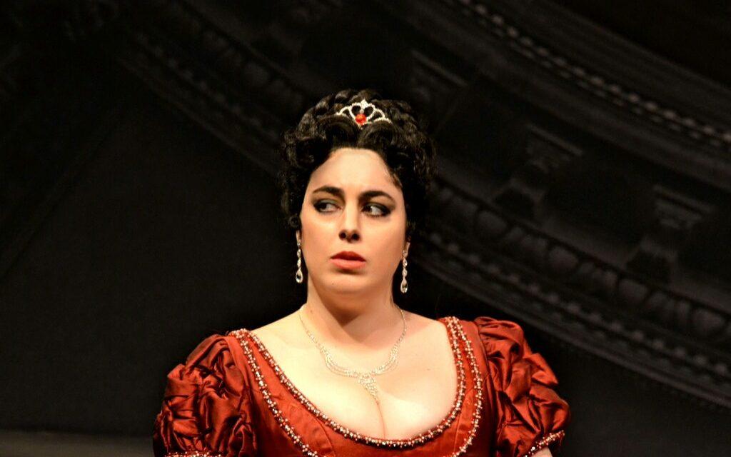 La Seyne: Rencontre avec Chrystelle Di Marco, soprano