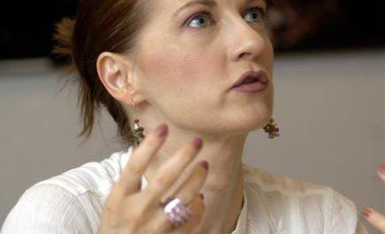 Gordes : Patrizia Ciofi aux Saisons de la voix