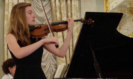 Rencontre avec Clotilde Sors, violon