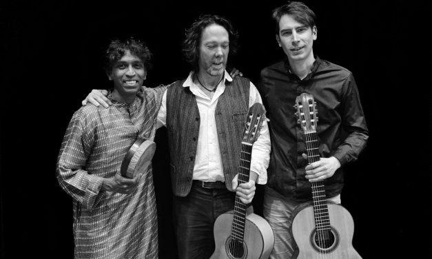 Chambéry : Guitare en Alpes les 3, 4 et 5 mai