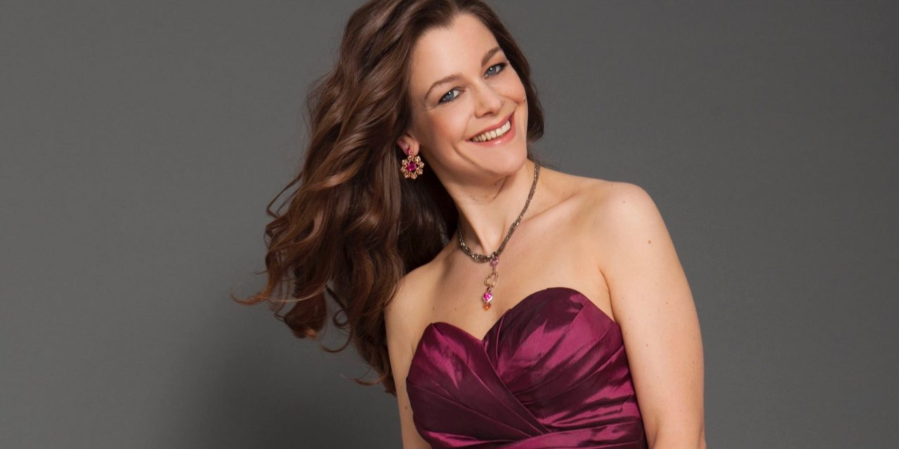 Chorégies d'Orange: Rencontre avec Eléonore Marguerre, soprano