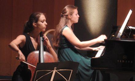 Vaison: Rencontre avec Marie Viard, violoncelle