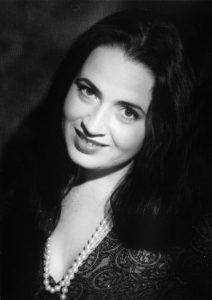 Le soprano ukrainien Anna Litvinova