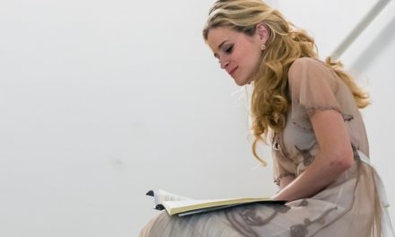 Avignon : Rencontre avec Caroline Jestaedt, soprano