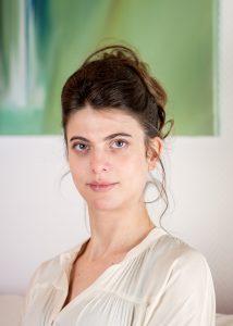 Anna Reinhold a fondé l'ensemble Carvaggio