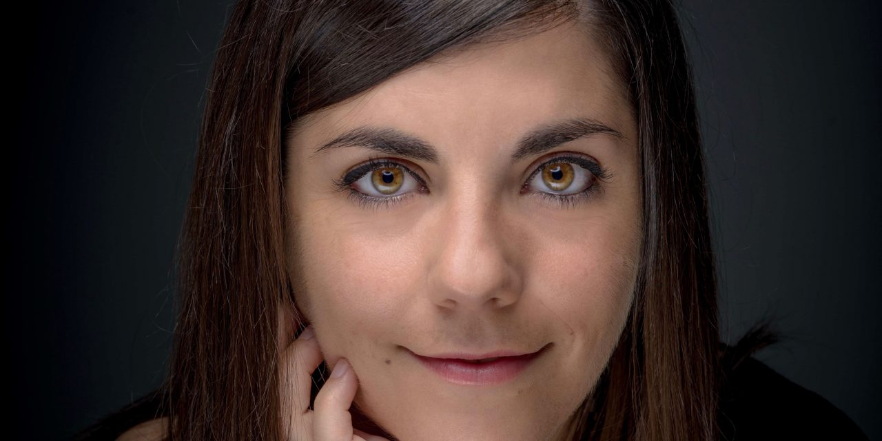 Avignon: Rencontre avec Eloïse Cénac-Morthé, mezzo