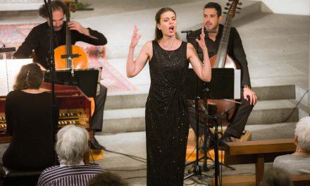 Suzette : Rencontre avec Anna Reinhold, mezzo-soprano