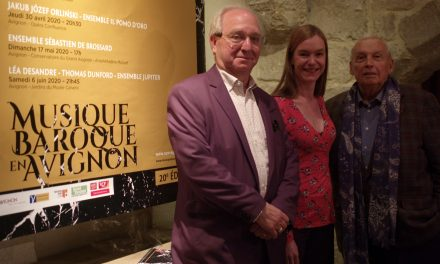Avignon : Le 20e festival de Musique baroque dévoilé