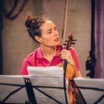 Entrecasteaux: Rencontre avec Olivia Hugues, violoniste