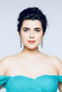 La soprano allemande Alessia Schumacher sera en concert aux Musicales du Luberon