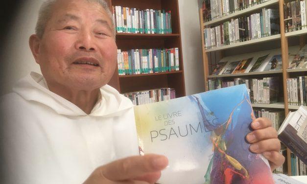 Vaison-la-Romaine : Rencontre avec Kim En Joong, peintre