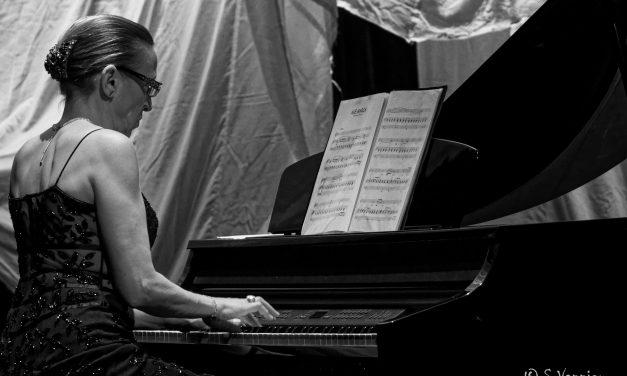 La Cadière d'Azur: Rencontre avec Fabienne Mattei Di Landro, pianiste