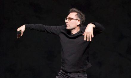 Vaison danses : Rencontre avec Jean-Claude Gallotta, chorégraphe