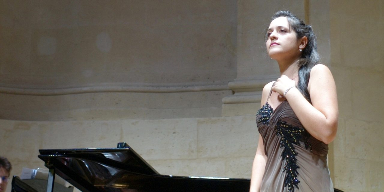Avignon : Duo d'amour avec Francesca Sorteni et Camille Tresmontant