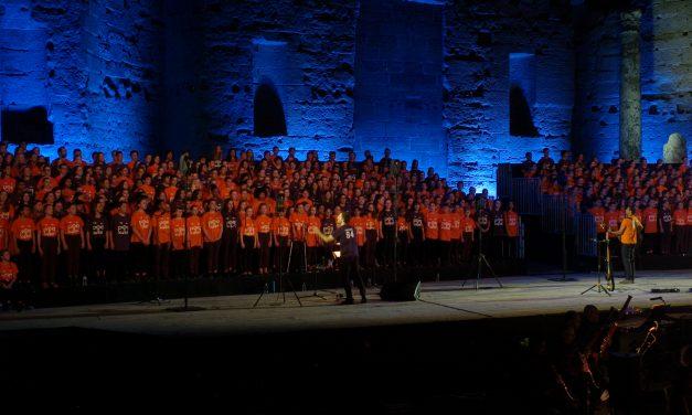Chorégies d'Orange : Le souffle de la jeunesse de Pop the opera
