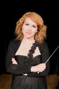 Maria Luisa Macellaro La Franca est pianiste, chef d'orchestre et compositeur