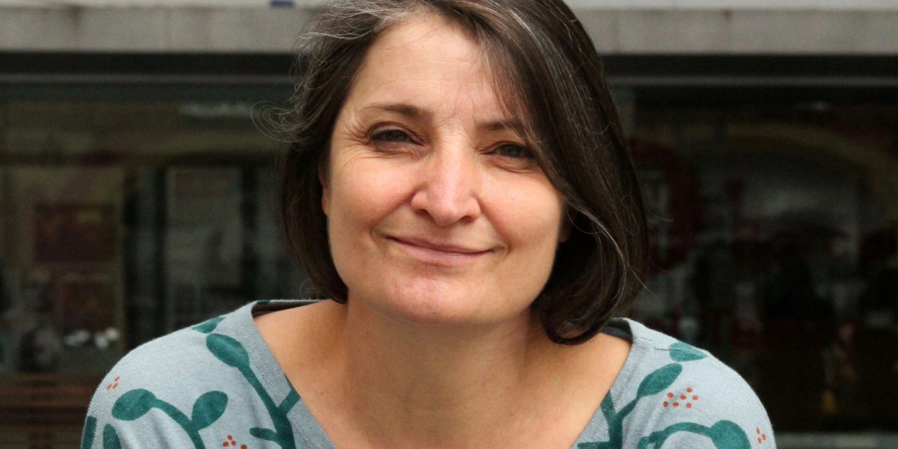 Vaison danses: Rencontre avec Catherine Allard, chorégraphe