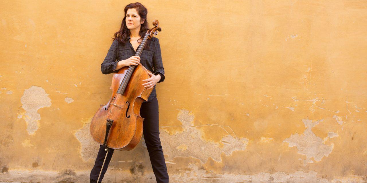 Avignon/ Musicales du Luberon: Rencontre avec Sonia Wieder-Atherton, violoncelle