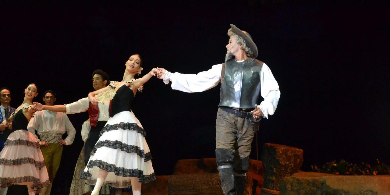 Vaison : La flamme de Don Quichotte d'Eric Vu-An