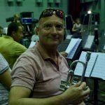 Avignon: Rencontre avec Thierry Aubier, trompette