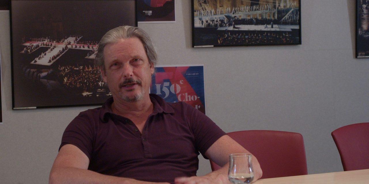 Chorégies d'Orange: Rencontre avec Nicolas Cavallier, basse