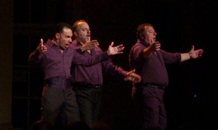 Chorégies d'Orange : Le Trio Le Soleil de Naples embrase la cour Saint-Louis