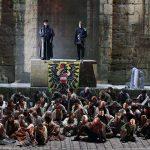 Chorégies d'Orange : Le face à face Courjal et Alaimo dans Guillaume Tell