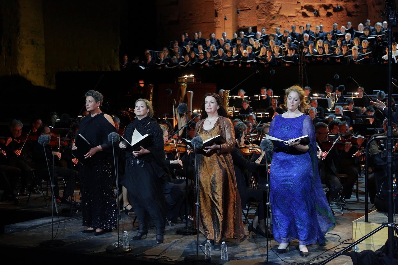 La VIIIe symphonie de Mahler aux Chorégies d'Orange