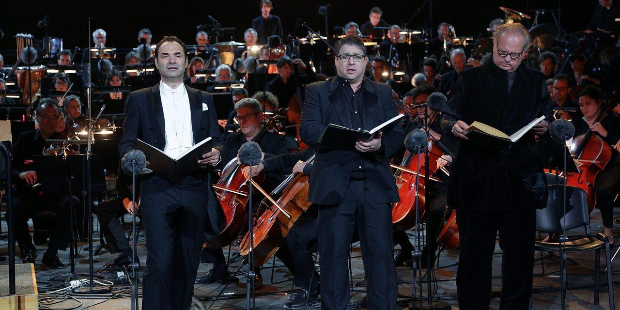 Chorégies d'Orange : Une VIIIe symphonie de Mahler académique