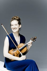 La violoniste Maria Milstein Photo crédit Marco Borggreve