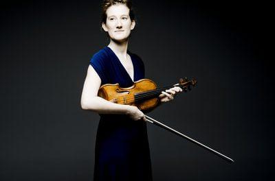 Avignon: Rencontre avec Maria Milstein, violon