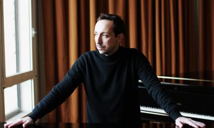 Entrecasteaux: Rencontre avec David Saudubray, pianiste