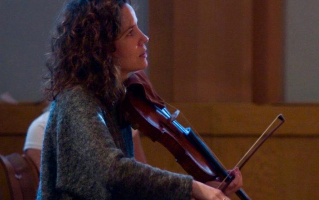 Rencontre avec Hélène Collerette, violoniste
